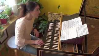 Play Suite For Keyboard In A Minor, Bwv 818a