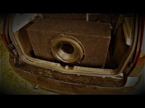 Alphard Yakuza 15+Губа от Шевроле Круз на ВАЗ