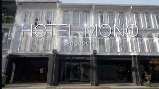 Hotel Mono, Singapore