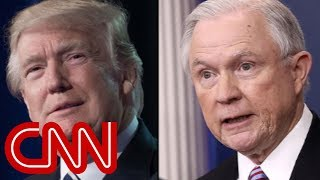 Trump tweets he wishes he didn't pick Sessions as AG