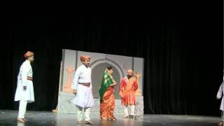 Powada - Shivaji Maharajanchi Kirti Befam (MKM Sankrant 2012)