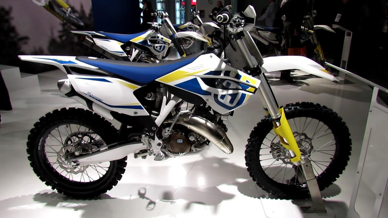 2014 husqvarna tc 125 walkaround 2013 eicma milan motorcycle exhibition youtube. Black Bedroom Furniture Sets. Home Design Ideas