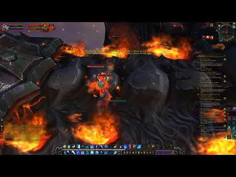 how to solo spine of deathwing 25m heroic