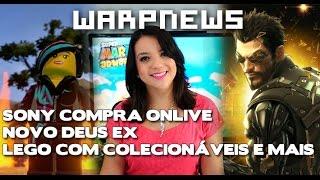 Inscrevase no nosso canal httpbitlyzeroquatromidia A F Domeniche traz as principais notcias da semana em mais um WarpNews  Five Nights at Freddys
