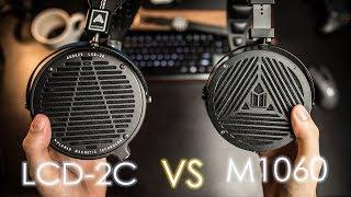 Audeze LCD-2C vs Monoprice M1060 (Cheap vs Expensive Planar Comparison)
