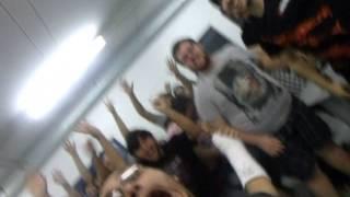 Vídeo de despedida da Global Game Jam 2015 sede Aperta Start/Estácio fic