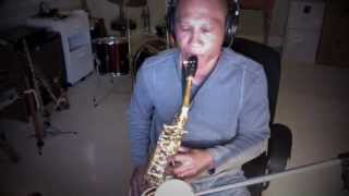 "Jeffrey Osborne - ""On the Wings of Love"" - (Sax cover by James E. Green)"