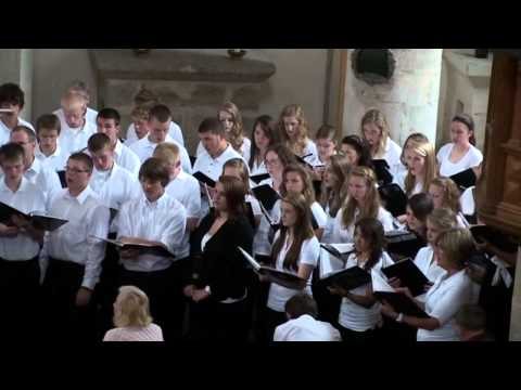Minnesota Ambassadors of Music - Choir - July 2012 - Rothenburg, Germany