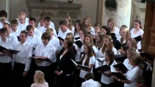 Minnesota Ambassadors of Music - Choir - July 2012 - Rothenburg, Germany