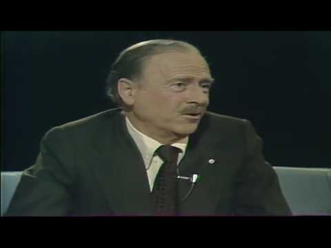 Marshall McLuhan 1977 Interview - Violence as a Quest for Identity