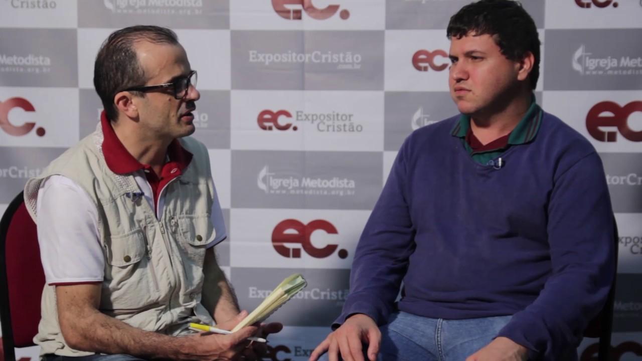 Entrevista com Pastor Enoque Rodrigo   ENPP 2017
