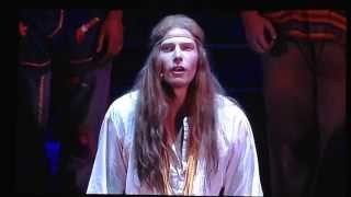 """""""What a Piece of Work Is Man"""" from closing night of Hair"""