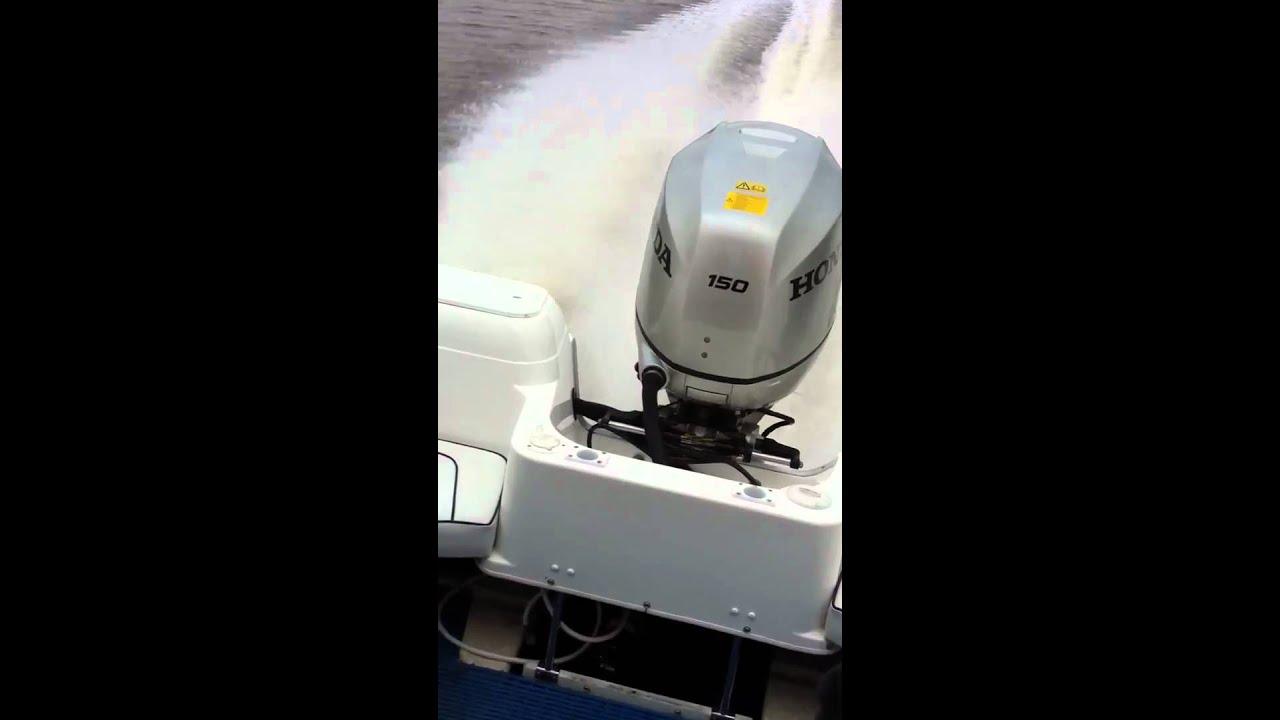 2011 model 150hp Honda outboard