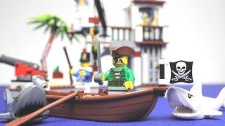 Мультик-из-конструктора-Лего-Пираты-cartoon-lego-pirates