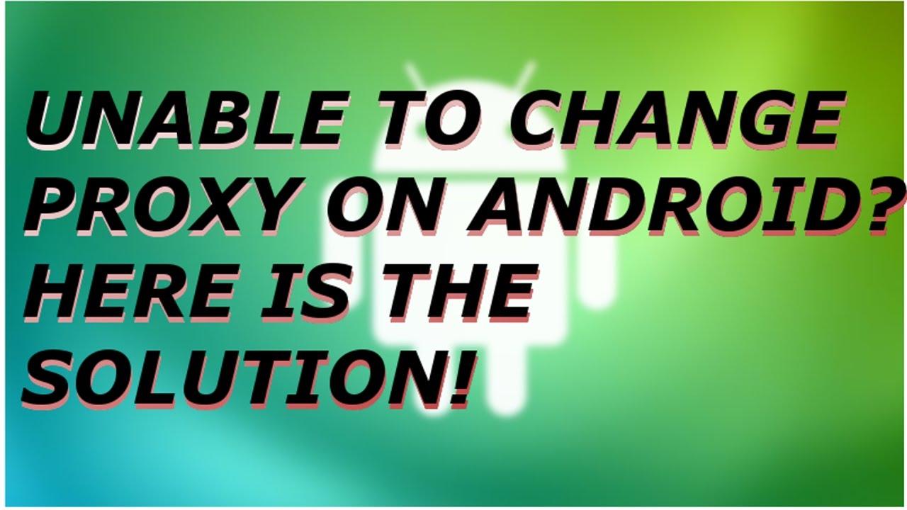 how to change phones apn