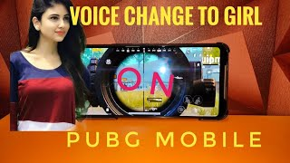 How To Change Voice in Pubg Mobile (Android) , Voice Calling , whatsapp Calling etc Ft Rog Phone 2😱😱 screenshot 5