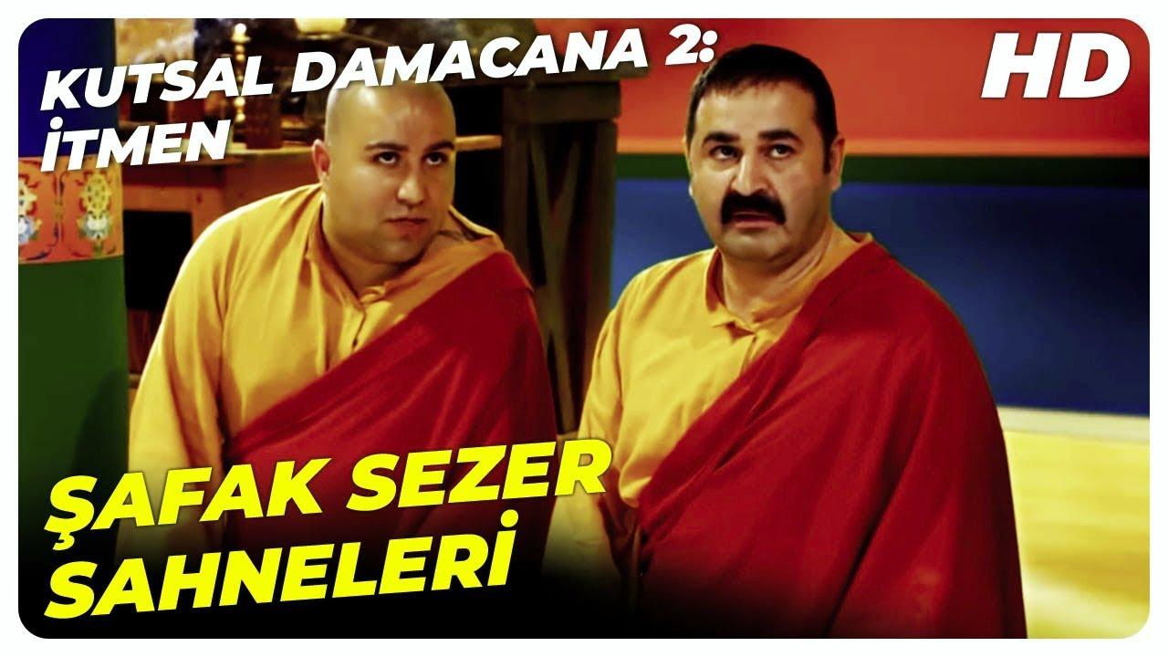 Kutsal Damacana 2: İtmen | Şafak Sezer (Fiko) Tüm Sahneleri | Türk Komedi Filmi
