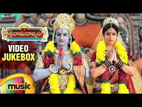 Sri Rama Rajyam Video Songs Jukebox | Balakrishna | Nayantara | Shreya Ghoshal