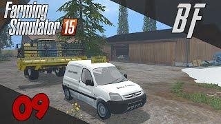 Farming Simulator 15 | La Ferme Allemande | Episode 9