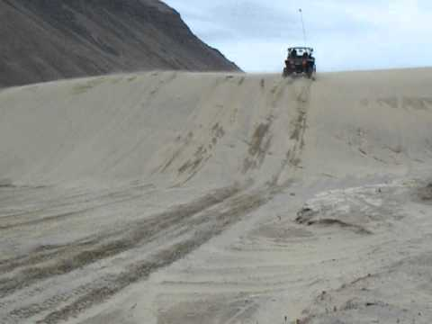 Beverly Dunes Going Up
