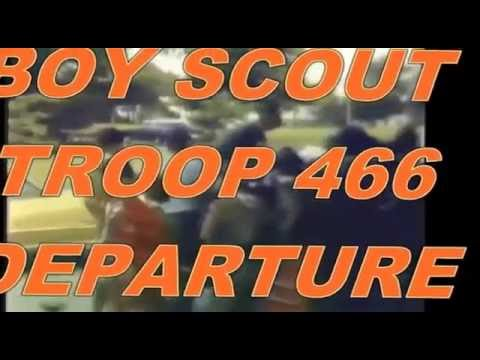 1976  CANADA BOY SCOUT TRIP WITH TROOP 466.
