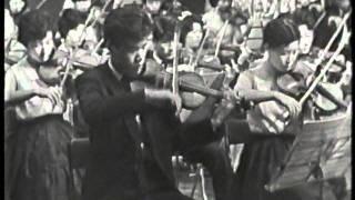 齊藤秀雄 ヴィヴァルディ「四季」から「秋」 徳永二男1964年