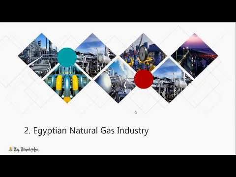 2  Egyptian Natural Gas Industry and gas pricing