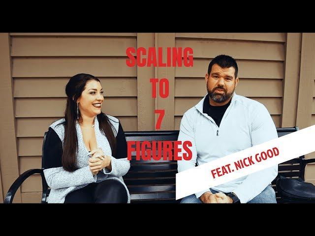 Scaling to 7 Figures | Nicole Espinosa Ep.  26