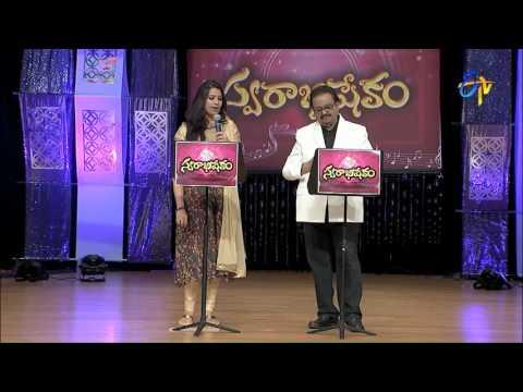 Nee Illu Bangaram Song - SP.Balu,Geetha Madhuri Performance in ETV Swarabhishekam - 20th Dec 2015