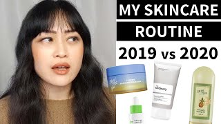 My Skincare Philosophy, Routine and Products: 2019 vs 2020 | Lab Muffin Beauty Science