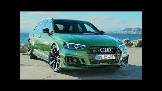 2018 Audi RS4 Avant - Review