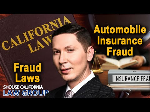 """4 ways you can get busted for """"automobile insurance fraud"""""""