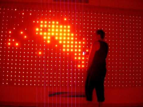 Barcelona 2011 - interactive art installation - Disseny Hub Museum.