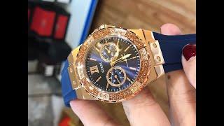 Guess W1053L1 Watch - Đồng Hồ Nữ Giá Rẻ