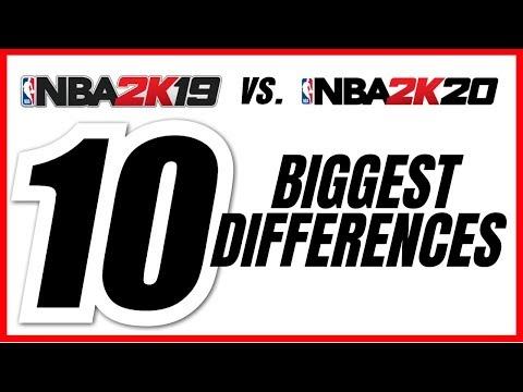 NBA 2K20 Vs. NBA 2K19 - 10 Biggest Differences