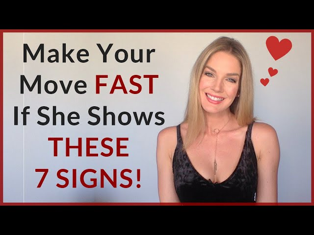 7 Signs a Girl Likes You | How To Know If A Girl Likes You