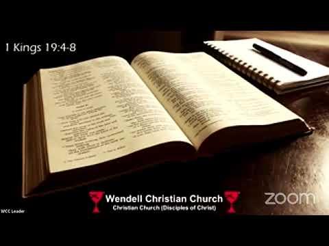 Sermon - August 8, 2021