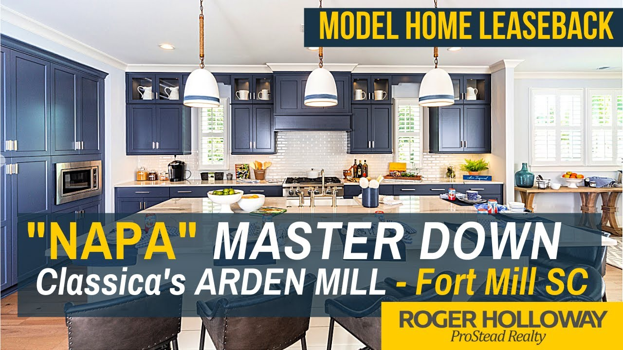 Napa Model Home For Sale From Classica Homes In Arden Mill Sc Youtube