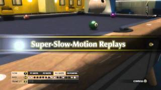 World Snooker Championship Real 11 - Official Trailer HD (Xbox 360, PS3)