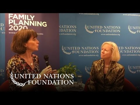Family Planning 2020 Progress: A Discussion with FP 2020's Executive Director Beth Schlachter