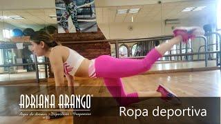 Entrenamiento en AnyTime Fitness MAQ con Ropa Deportiva Adriana Arango.