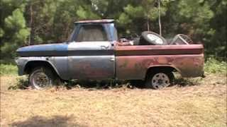 64 Chevy Rat Rod Plans