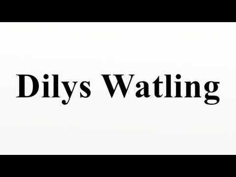 Dilys Watling