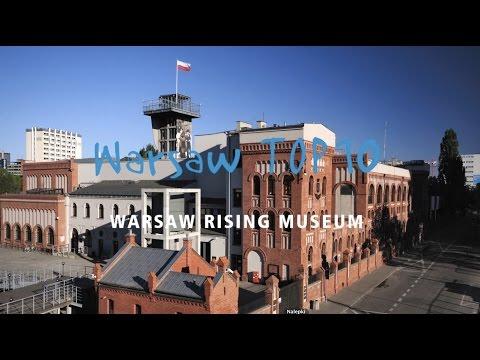 Warsaw Top 10: Warsaw Rising Museum