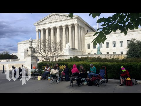 Supreme Court considers Trump's travel ban