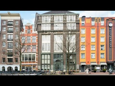 Amsterdam's Luxury Real Estate on the Rise