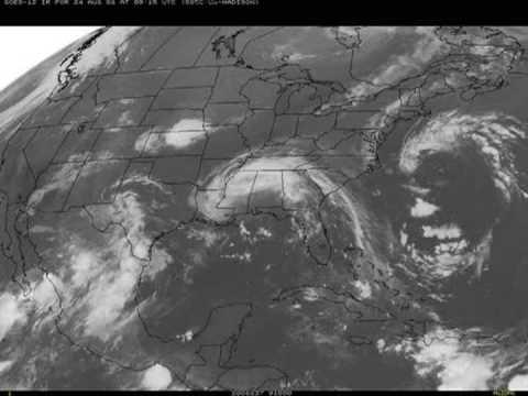 Weather Satellite Infrared Timelapse YouTube - World weather satellite images