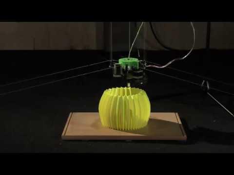 0 - 3D-Drucker ohne Rahmen?