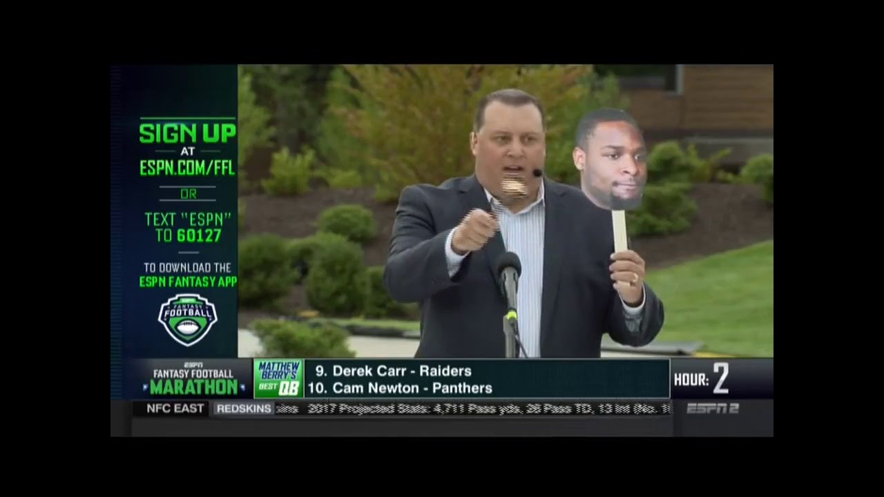 ESPN apologizes for fantasy football segment that auctioned