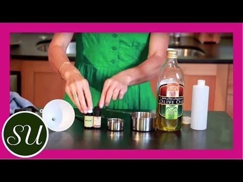 DIY Natural Cleaners : Citrus Furniture Polish